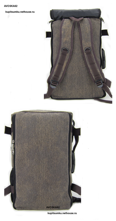 сумка рюкзак мужская трансформер купить в москве